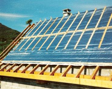 isolation toiture par extérieur