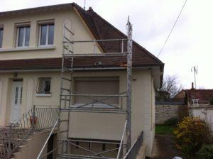 Gary Gauthier - chantier réalisé en réfection de toit et de noue : Couvreur Sainte Geneviève des bois 91700